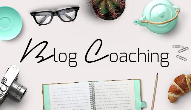 Blog Your Thing - Blog Coaching
