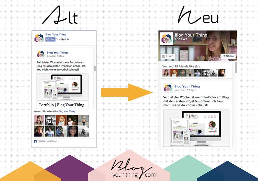Die Facebook Like Box ist tot, es lebe das Facebook Page Plugin!