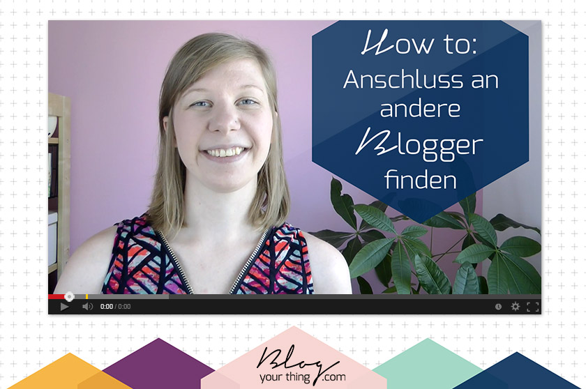 Mini Blog Booster #3: So findest du andere Blogger
