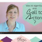 Mini Blog Booster #8 – Was ist eigentlich eine Call to Action?