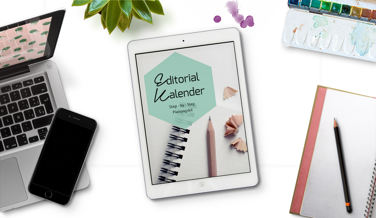 Editorial Kalender Planungskit