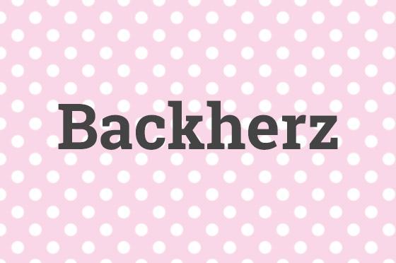 Backherz