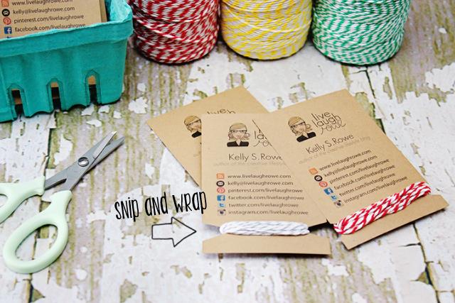 Der ulitmative Blog Visitenkarten Guide: Visitenkarten mit Extra