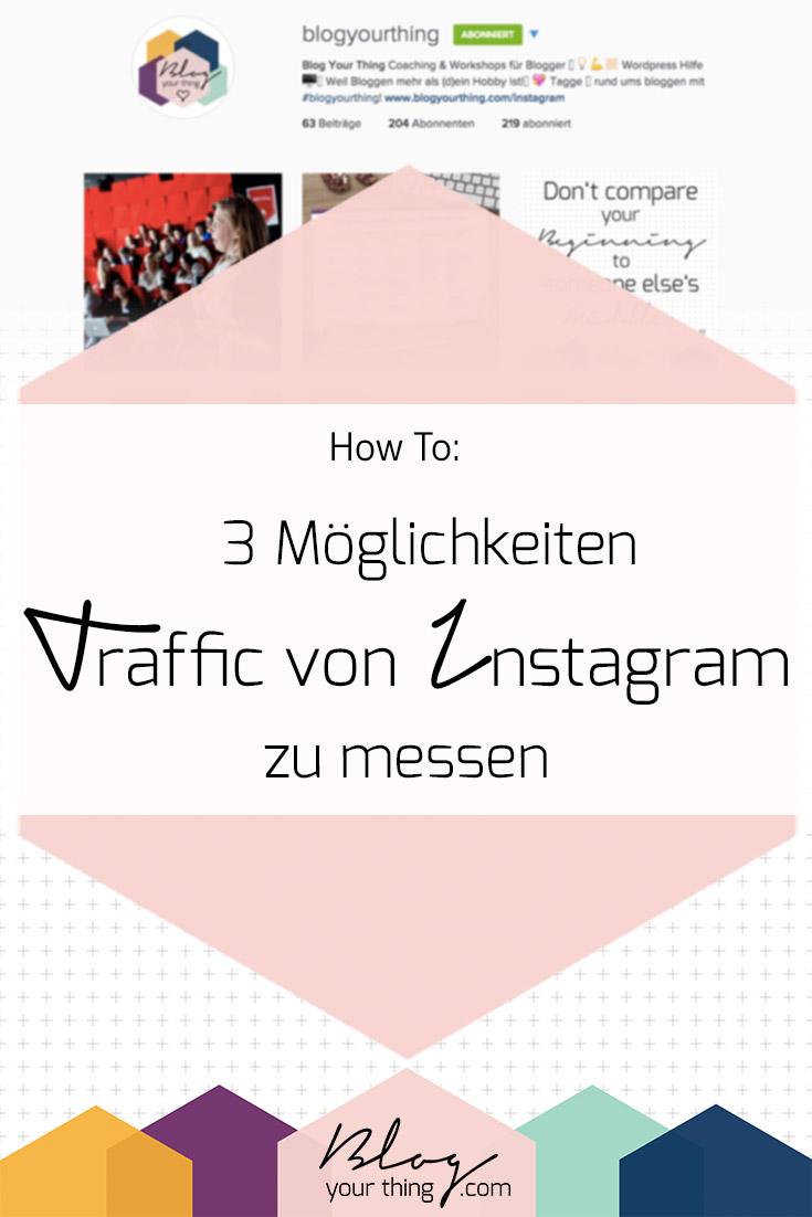 Du möchtest wissen, wie viele Instagram User auf den Link in deinem Profil klicken? Hier sind 3 Möglichkeiten, mit denen du es heraus findest!