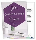 Freebie: Blog Traffic E-Book