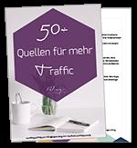 Freebie: Blog Traffic E-Book