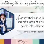 #BlogSuccessStory – Verena von Who Is Mocca?