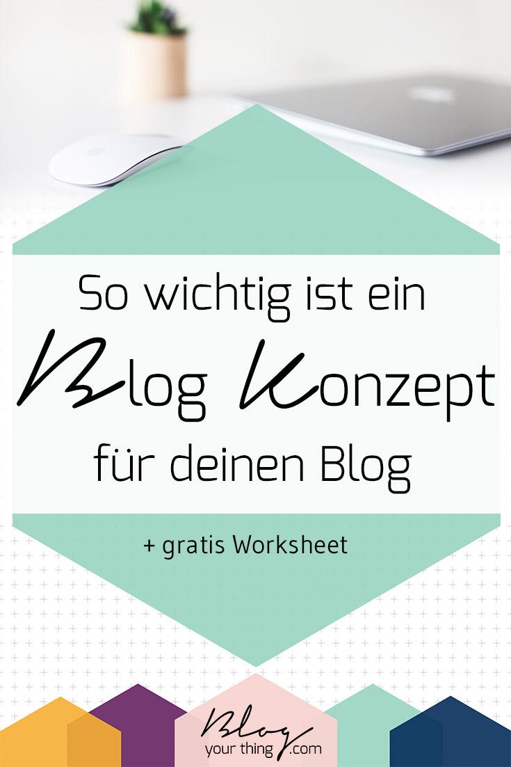 Einen Blog in 5 Minuten starten, das kann jeder - um einen guten Blog zu starten braucht es aber ein bisschen mehr - nämlich ein Blog Konzept! Warum das wichtig ist, wie es dir hilft und was darin vorkommen sollte findet du in diesem Artikel. Inklusive gratis Worksheet!