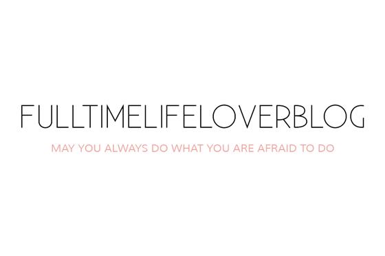 Fulltimelifeloverblog