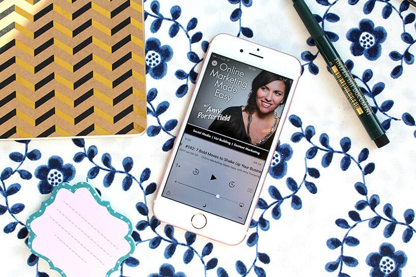 Offline? Mit Podcasts kannst du etwas für dein Business tun, wenn du nicht im Internet bist