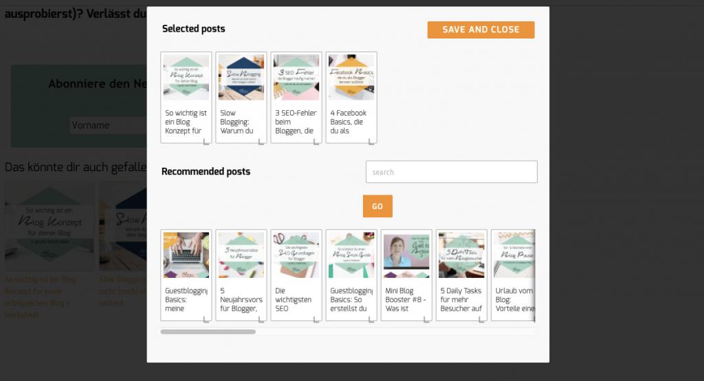 Productivity Time Hack: 7+ Ideen wie du Blog & Online-Biz automatisierst: Zemantha Related Posts