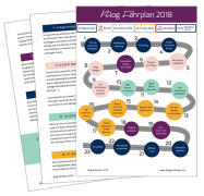 Blog Fahrplan - gratis Download