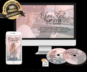 Blog Start Summit - Kongresspaket