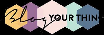 Blog Your Thing Logo 2