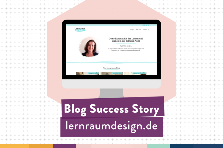 Blog Success Story: Lernraum Design