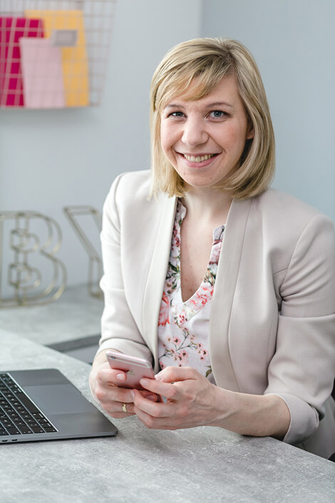 Janneke Duijnmaijer - Gründerin von Blog Your Thing