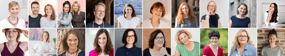 Blog Summit 2021 - Expertinnen
